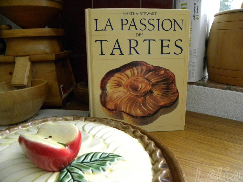 La Passion des Tartes - Martha Stewart
