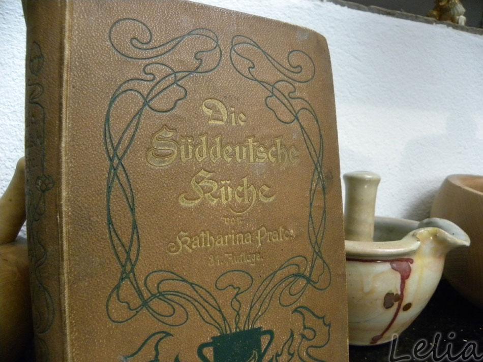 Die Süddeutsche Küche - Katharina Prato