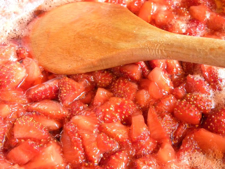 Juchuuuh, die erste Marmelade heuer!