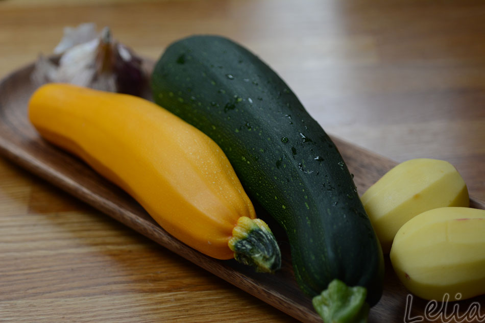 Zucchinilaibchen