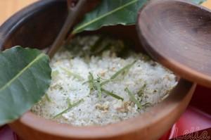 Geschenke aus der Küche 2 – Sellerie-Lorbeersalz