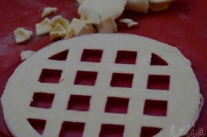 Lachs-Pie