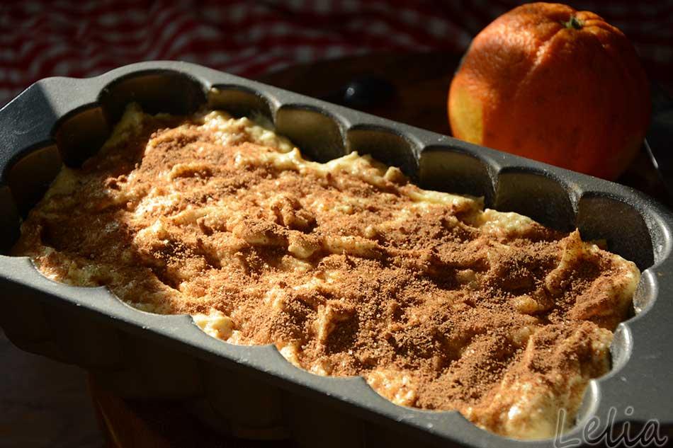Orangen-Zimtkuchen