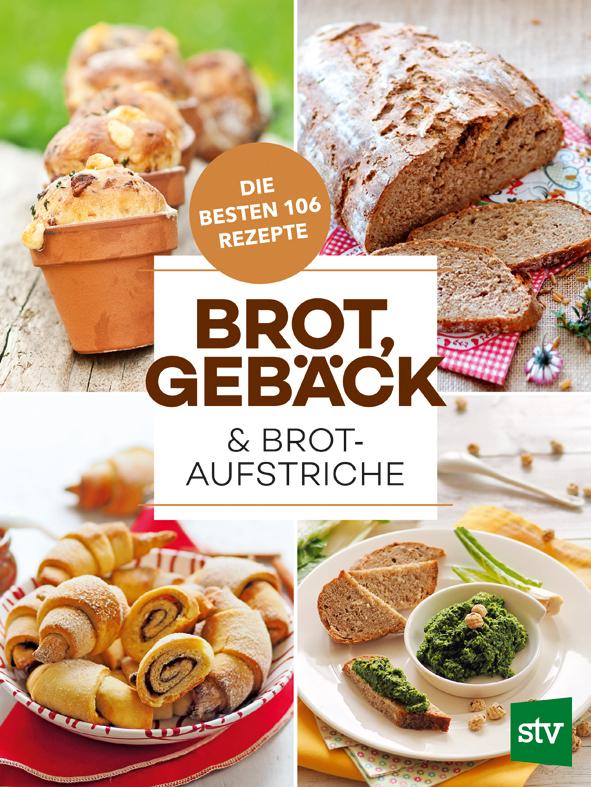 Brot Gebaeck u. Brotaufstriche NEU   Tatort Küche