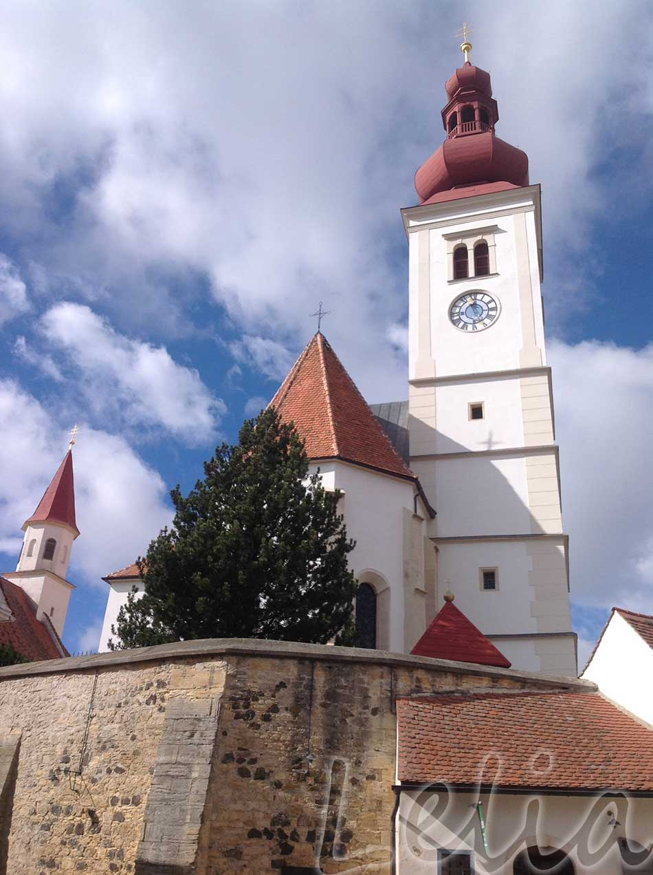 Kürbisdorf, Straden