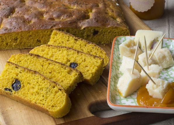 Muskatkürbis und Butternusskürbis, Tips und Rezepte für KOCHEN UND KÜCHE Oktober