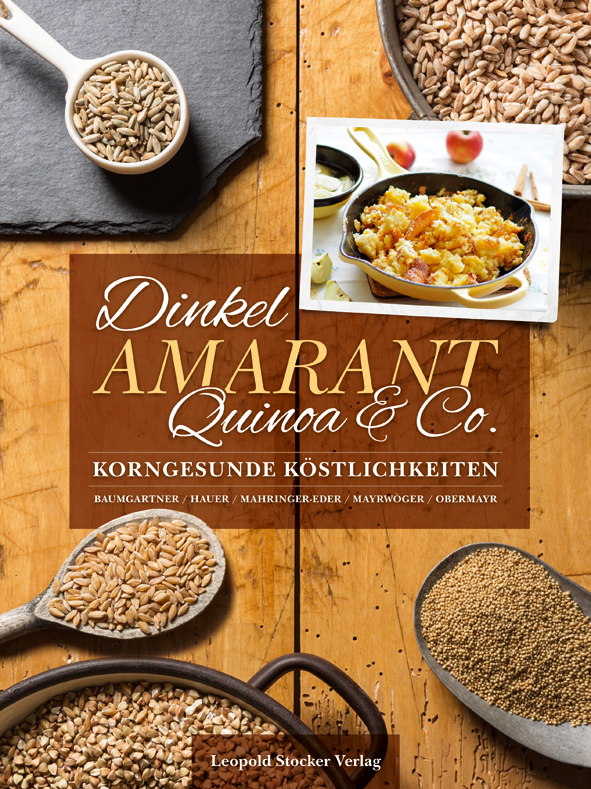 Baumgartner Dinkel Amarant Quinoa Co | Tatort Küche