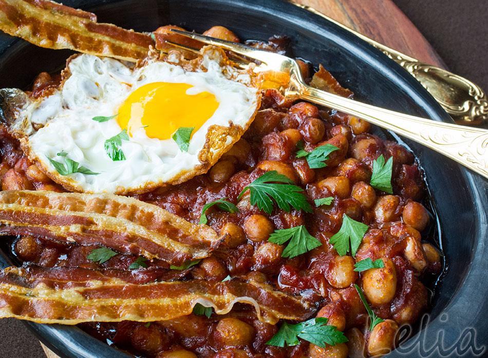 Wachtelbohnen-Rezepte für Baked Beans, Hummus und Brownies