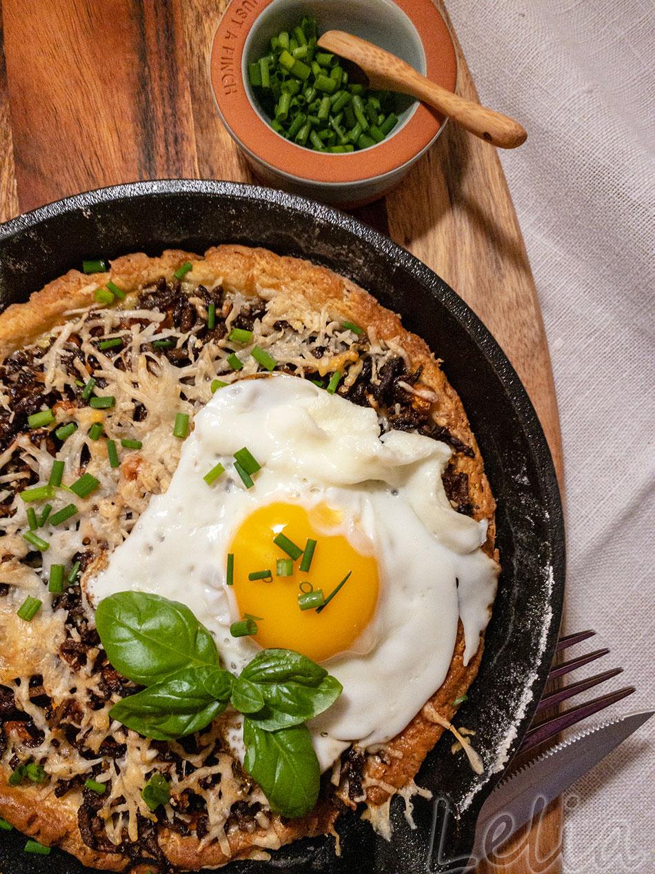 Pfannenpizza www.tatort-kueche.at