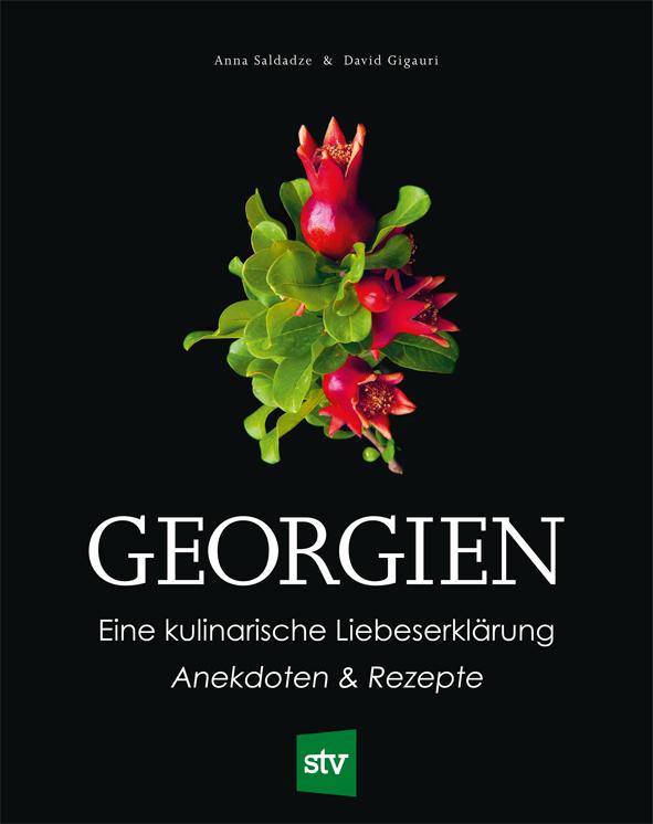 Georgien Buch | Tatort Küche