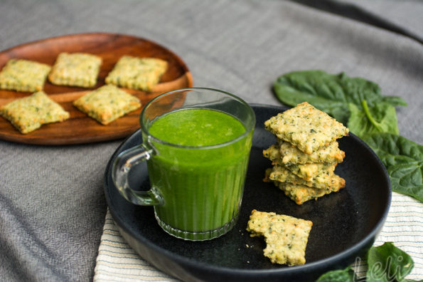 Spinat, grünes Superfood für den Winter