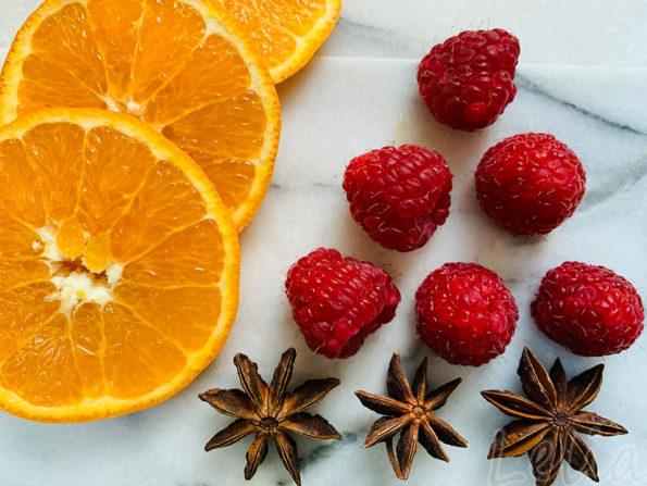Verführerische Eistees für heiße Tage: Lemon Ingwer und Roter Himbeertraum