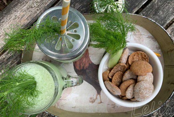 Die Fenchelknolle, Rezepte, Variationen und Inspirationen für Liebhaber